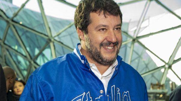 Salvini,troppe polemiche buu a Balotelli
