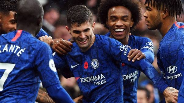Chelsea, sesta vittoria e secondo posto