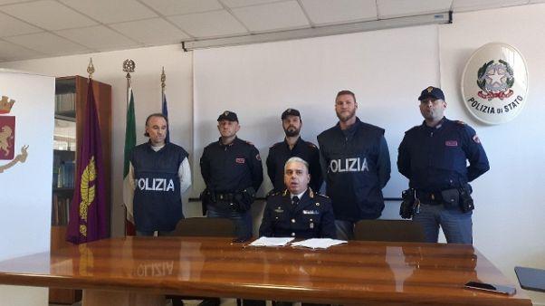 Arresti Ancona,interrogatori 11 novembre