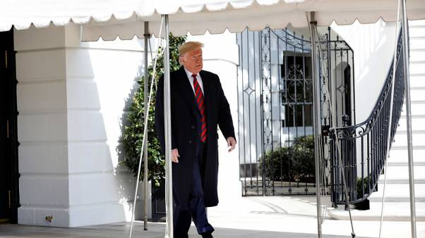 Trump says will probably release second Ukraine transcript on Tuesday