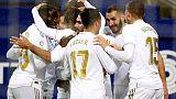 Liga: tutto facile per il Real a Eibar