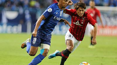 Carrillo header gives Al Hilal advantage over Urawa Reds