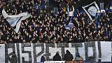 Napoli: giocatori fischiati al S.Paolo