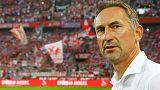 Cologne sack coach Beierlorzer