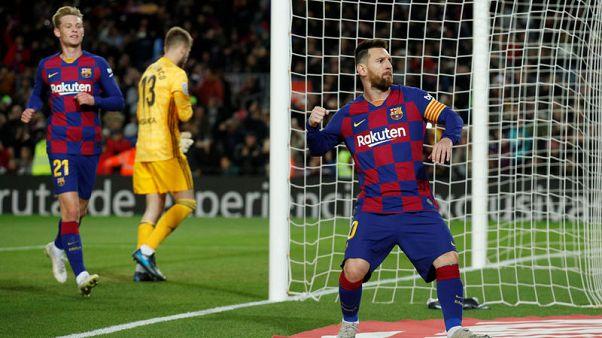 Messi gives set-piece masterclass as Barca outclass Celta