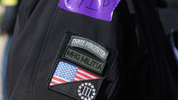 Militias, conservative activists rally in Washington