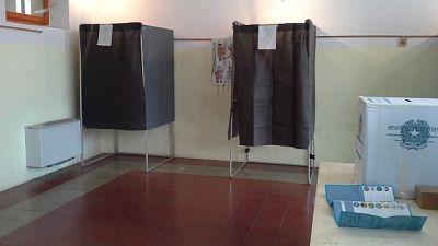 Calabria,seggi aperti in 7 Comuni a voto