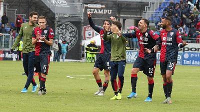 """Maran """"Cagliari, non fermiamoci"""""""