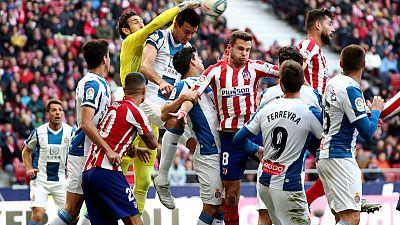 Atletico go third as Morata's scoring streak rolls on