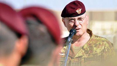 Iraq:'è rischio per chi opera sul campo'
