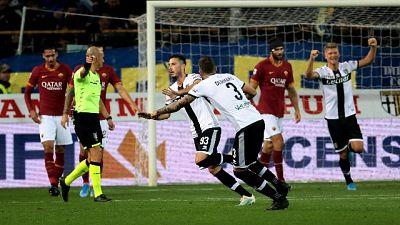 Serie A: Parma-Atalanta 2-0