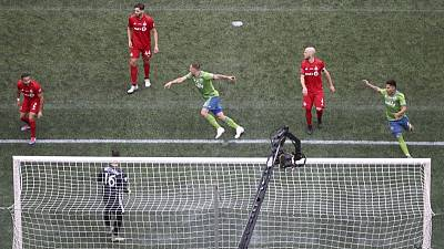 Seattle win MLS Cup by beating Toronto 3-1