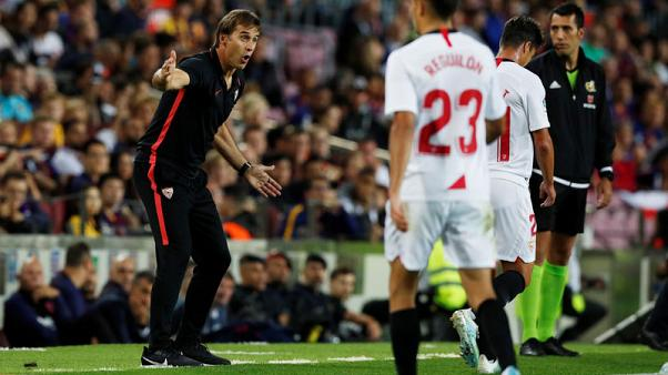 Sevilla go fourth after edging derby with Betis