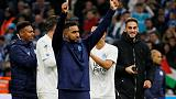 Lyon sunk by Payet brace after team bus attacked