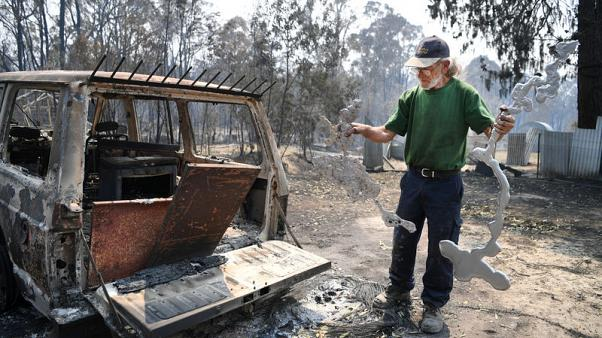 'Leave now': Australians urged to evacuate as 'catastrophic' fires loom