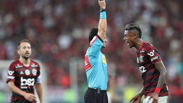 Flamengo edge closer to title with 3-1 win over Bahia