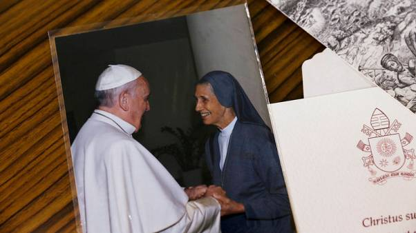 Pope Francis to reunite with cousin on visit to Thailand