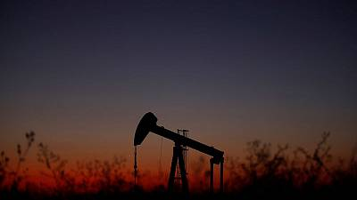 Oil slips on jitters over U.S.-China trade talks progress