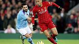 Man City players fuming at Liverpool opener - Gundogan