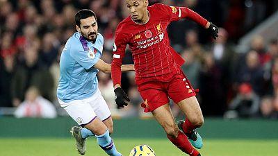 Man City players fuming at Liverpool opener - Gundogan