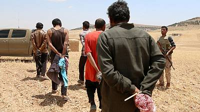 Turkey starts repatriating Islamic State detainees