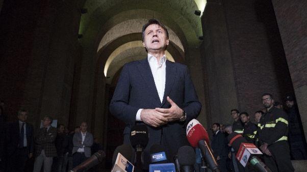 A. Mittal:Salvini, al lavoro per Taranto