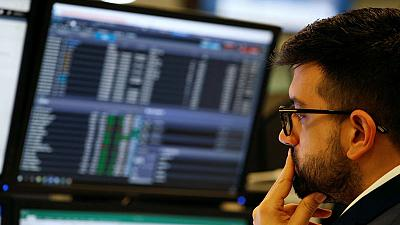 European shares retreat, London nervous ahead of GDP data