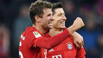 Talking points from the Bundesliga weekend
