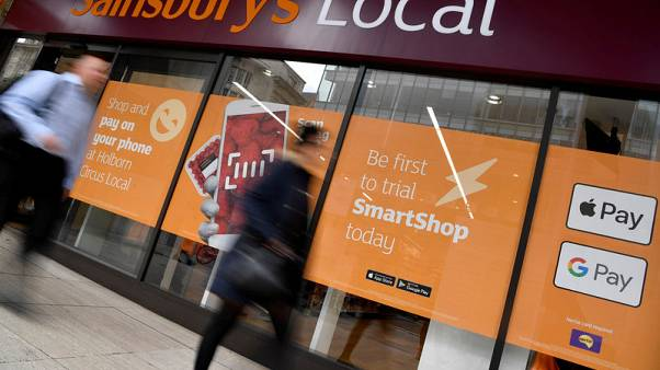 Britain's Sainsbury's in wholesale deal with Australia's Coles