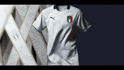 Seconda maglia Nazionale per Euro 2020
