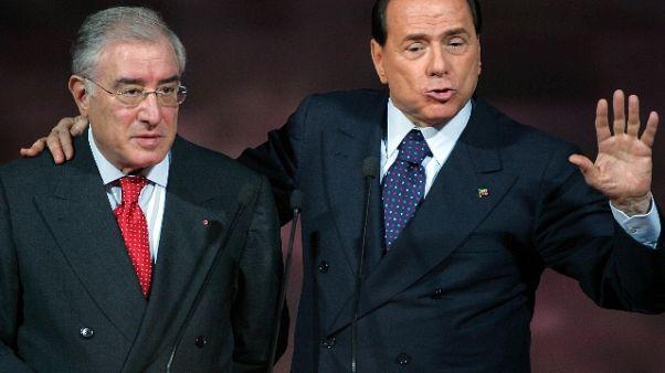 Stato-mafia:Berlusconi in aula a Palermo