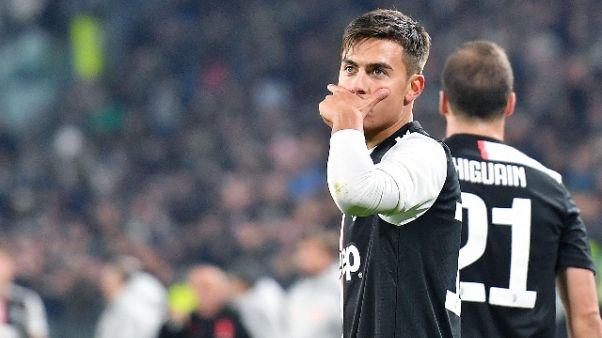 "Dybala celebra gol a Milan:""Nato pronto"""