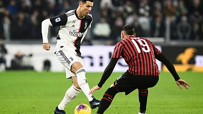 Ronaldo's fitness and attitude both under the spotlight