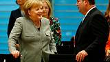 German pensions deal shows coalition is working - ruling parties