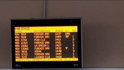Ferrovie: gusto a Livorno, ritardi