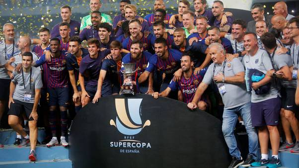 Spanish Super Cup to be held in Saudi Arabia - federation source