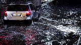 Maltempo:Roma,bloccati in auto per acqua