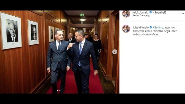Di Maio, Berlusconi? Sono senza parole