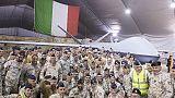 Iraq: CSD, Italia resti in aree crisi