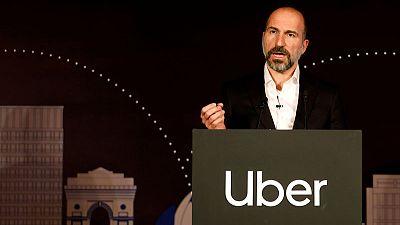 Uber CEO says he was wrong to call Khashoggi killing a 'mistake'
