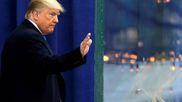 U.S. judge dismisses NY attorney general as defendant in Trump tax returns case