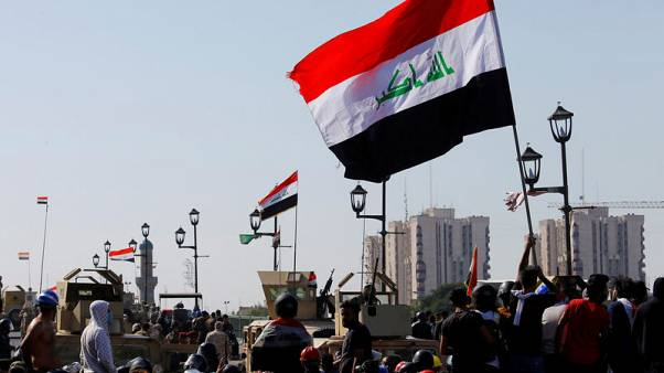 Iraq expresses regret at protester deaths, defends handling of unrest