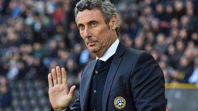 Udinese, Gotti in panchina contro Samp