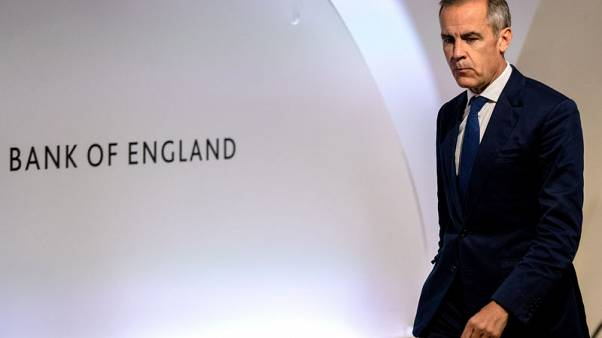UK's Javid says no need to extend Carney's term at Bank of England - Bloomberg