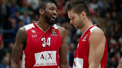 Basket: Serie A, Milano-Pistoia 83-63