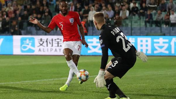 Sterling dropped by England after training ground 'disturbance'