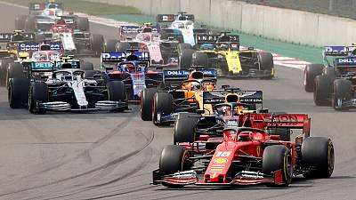 Formula One aims for zero carbon footprint by 2030