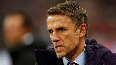 Coach Neville committed to England women role despite recent slump