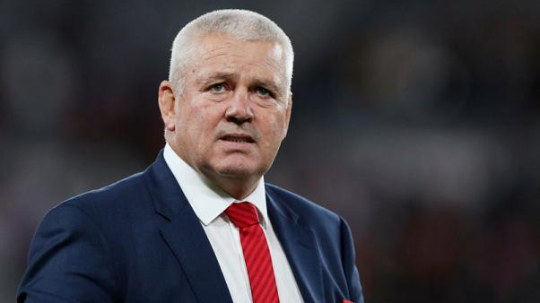Gatland says didn't go for All Blacks job due to Lions, Chiefs commitments