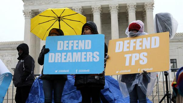 U.S. Supreme Court to hear Trump bid to end protections for immigrant 'Dreamers'